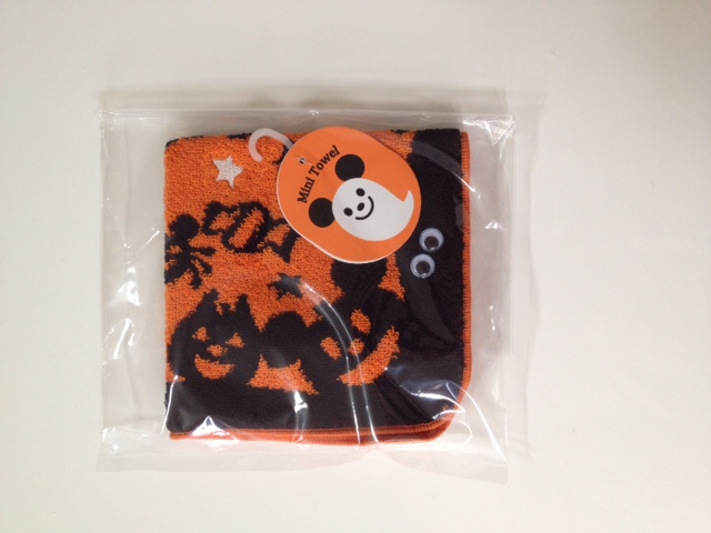 Disney Halloween Mini Towel