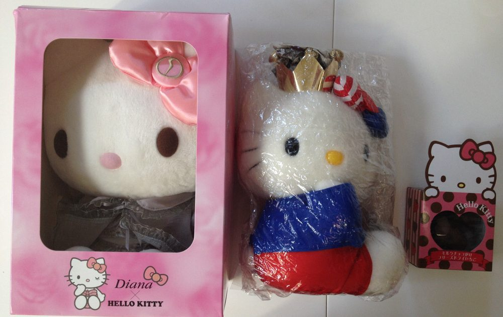 Diana × Hello Kitty Collaboration Goods