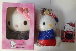 Diana × Hello Kitty Collaboration Goods