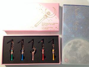 Sailor Moon Earphone Jack Accessory