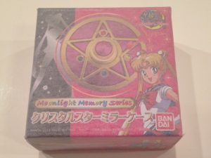 Sailor MoonR Moonlight Memory Crystal Star Mirrorcase