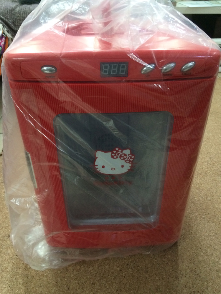 Hello Kitty Refrigerator