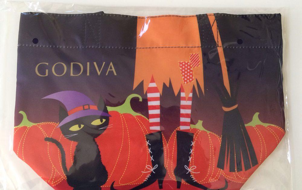 GODIVA Novelty Tote Bag