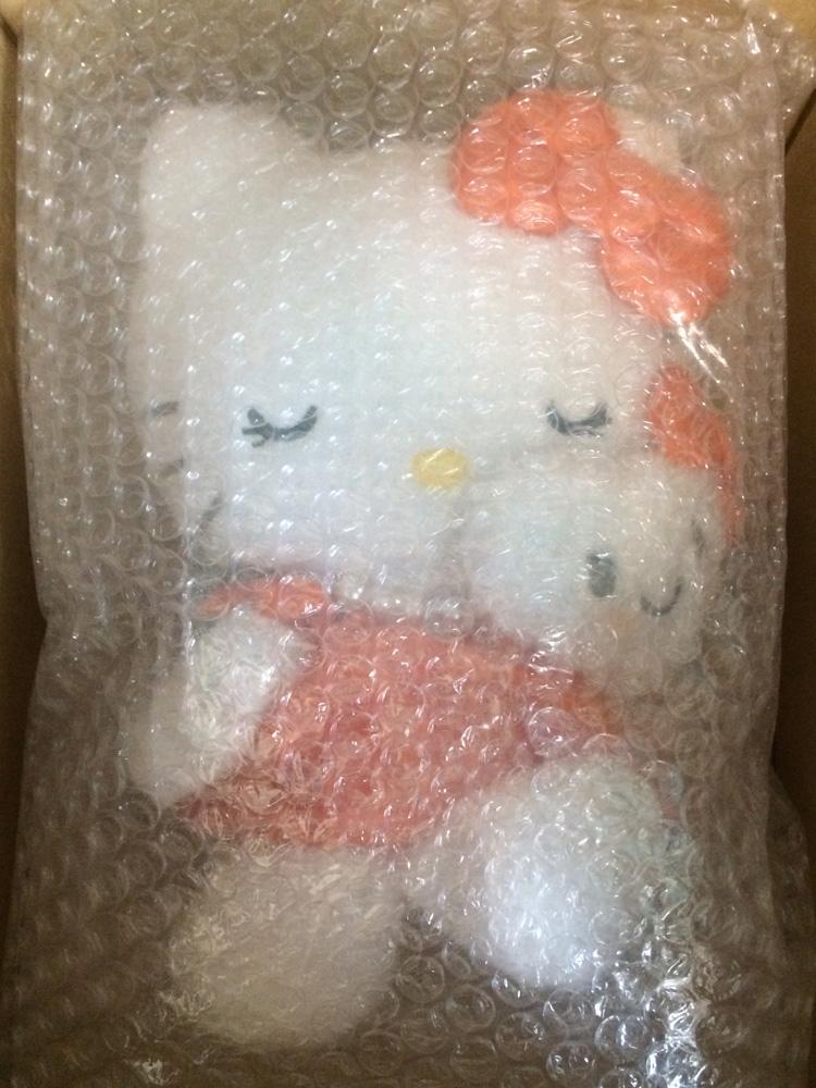 Hello Kitty Hello Smile Plush