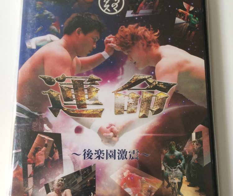 Michinoku Pro-Wrestling DVD