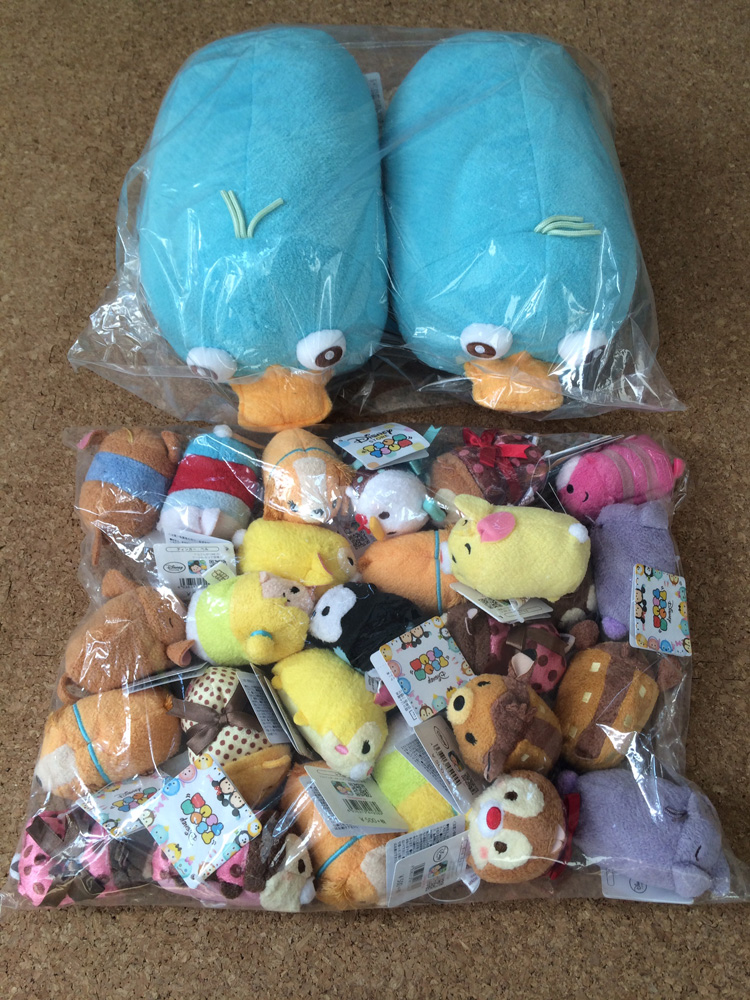 Disney Tsum Tsum Plush Collection