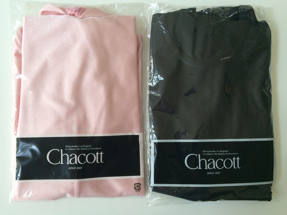 Chacott Dance Leotards