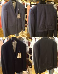 Ted Baker Men's Suit