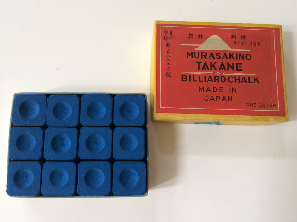 Vintage Billiard Chalk,