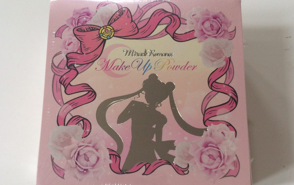Sailor Moon Miracle Romance Makeup Powder