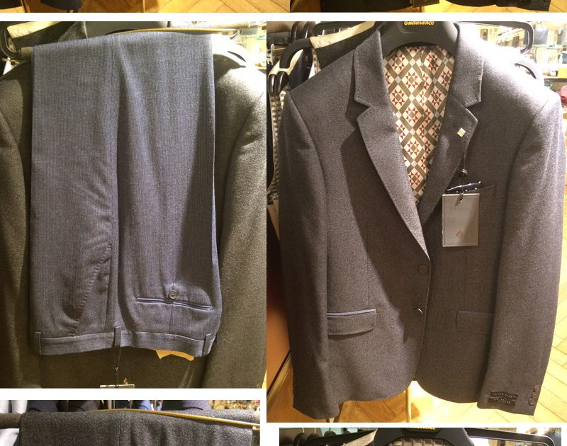 Ted Baker Men's Suit
