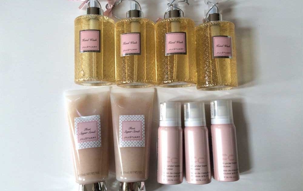 JILL STUART & shu uemura Cosmetics