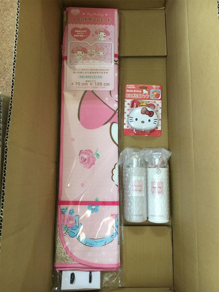 JILL STUART Cosmetics & Sanrio Goods