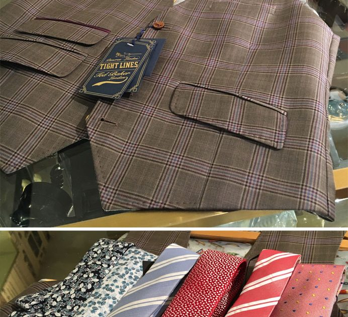 Ted Baker Men's Vest & Ties