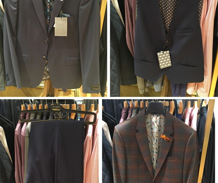 Ted Baker Men's Suit & Tie