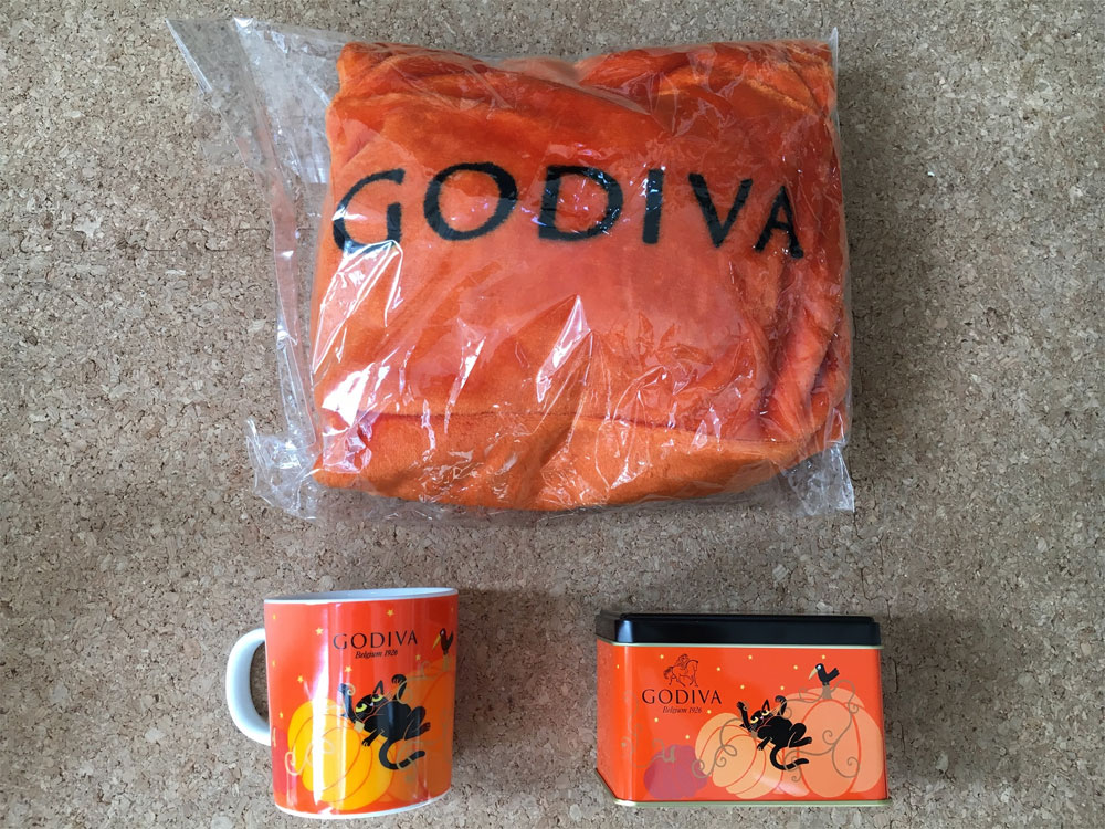 GODIVA Halloween Novelty Goods