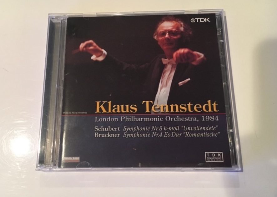 Klaus Tennstedt London Philharmonic Orchestra, 1984 CD
