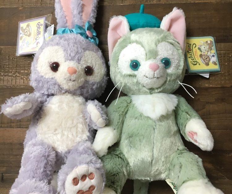 Tokyo Disney Sea Stella Lou and Gelatoni
