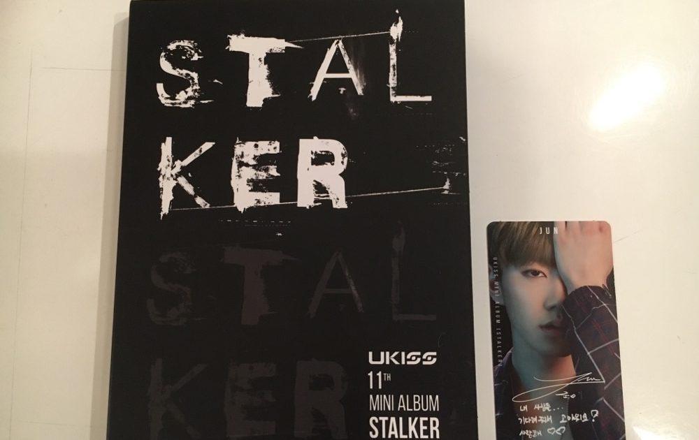 U-Kiss CD and Trading Card