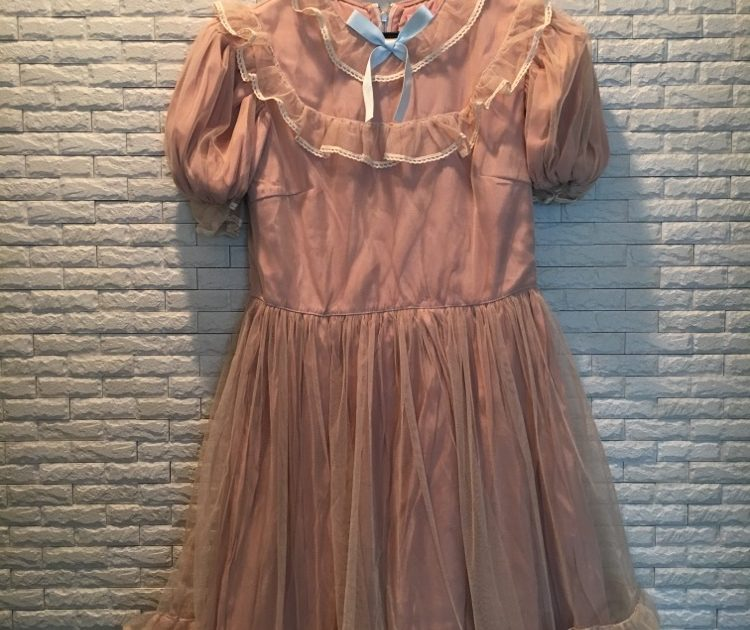 French Lace Dress at Little Deer