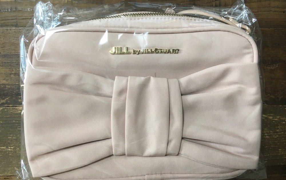 JILL by JILLSTUART Nylon Shoulder Bag