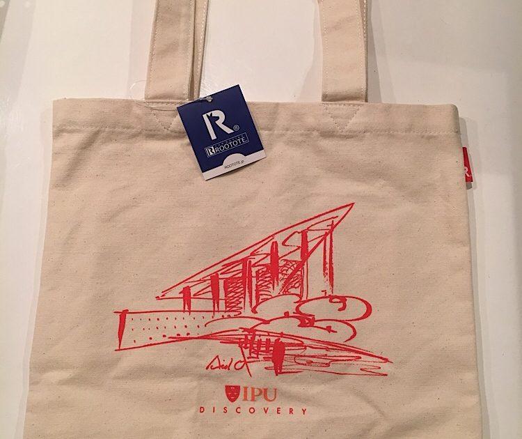 Tote Bag of Sketch by Tadao Ando