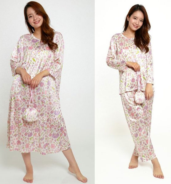 Hello Kitty Travel One Piece and Pajama